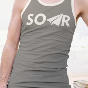 Men's ABY SOAR Tank Top