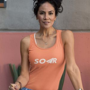 Women's ABY SOAR Tank Top