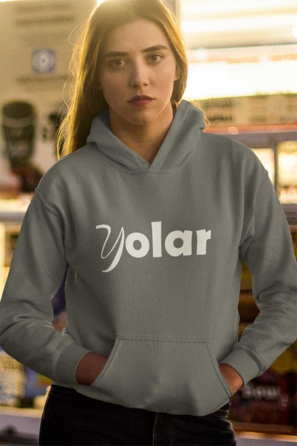 ABY's Unisex Trace Logo Hoodie