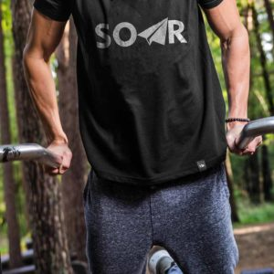 Men's ABY SOAR Adventure Tee
